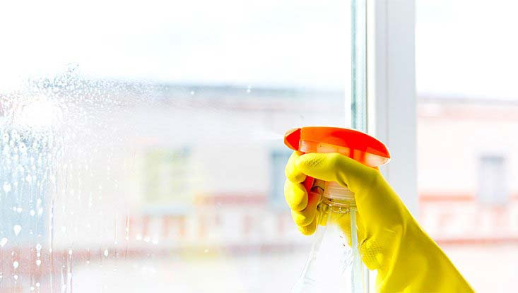 Cleaning Service Evans Building LLC
