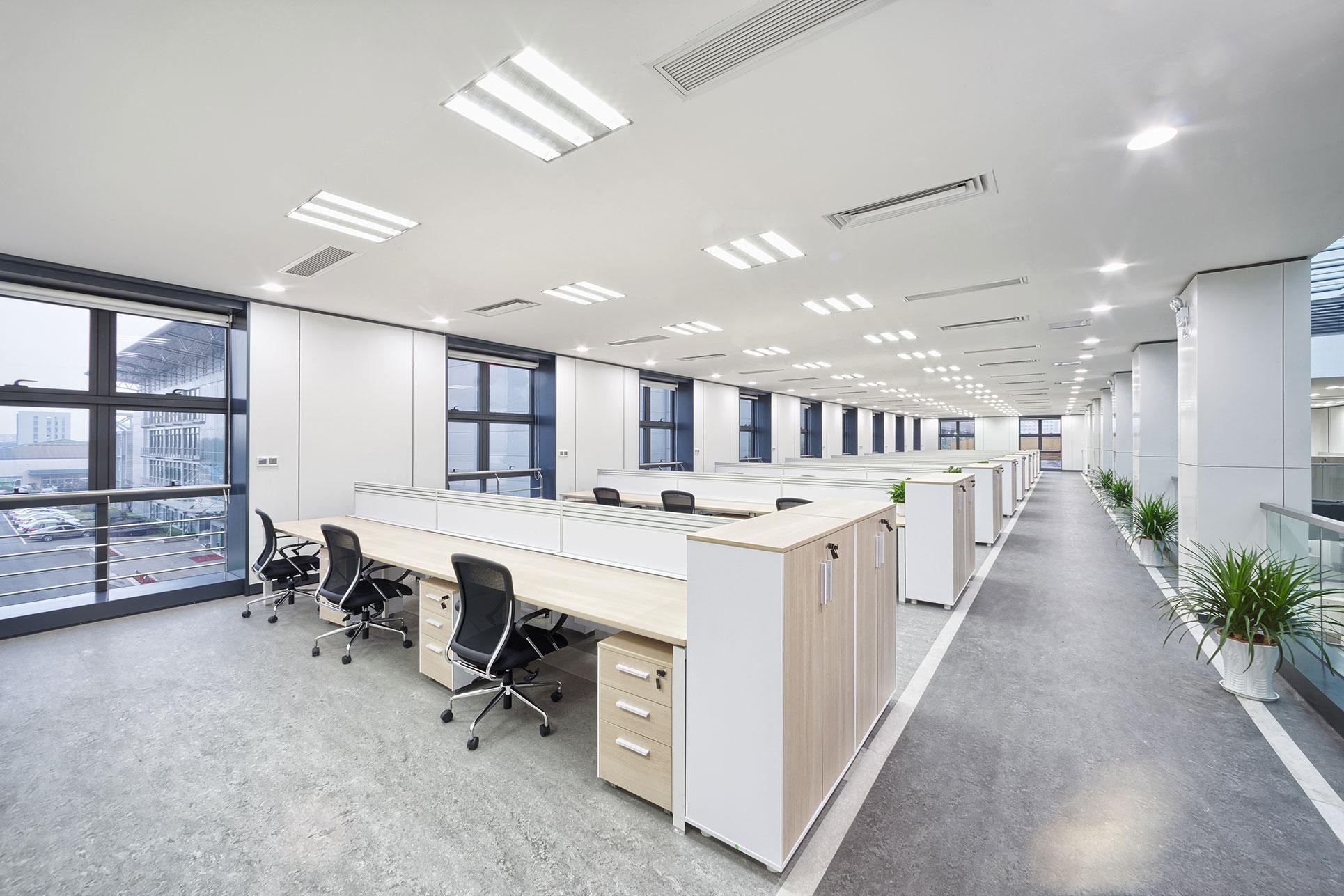 Office Clean Service Evans Building Maintenance LLC